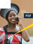 Africa Connected a Telecommunications Growth Story