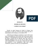 Biografia - Bezerra de Menezes