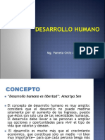 Desarrollo Humano IDH 2