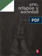 Arte religion y sociedad