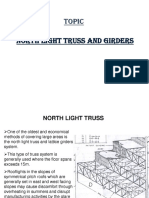 5 North Light Truss and Girders