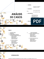TERMINAL + HOTEL 3 ESTRELLAS ANÁLISIS DE CASOS + PROPUESTA