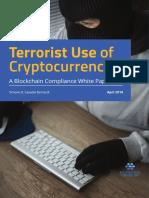 Terrorist Use of Cryptocurrencies
