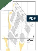 Mapa Ifsuldeminas Campus Poços Grade Norte