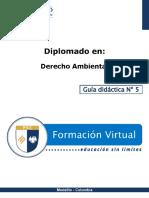 Guia Didactica 5-DA Derecho Ambiental Sancionatorio