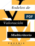 modelos valoracion multicriterio
