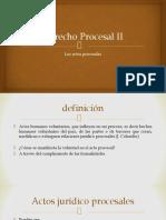 Derecho Procesal 2 clases 2 y 3.pdf