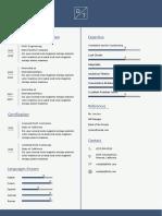 Free HVAC Engineer Resume Page 2