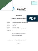 Inf. Nº 05 - PLC - TECSUP