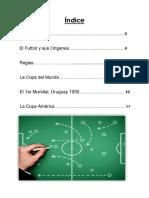 Informe Futbol Ed Fisica