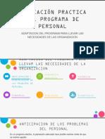 APLICACIÓN PRACTICA DEL PROGRAMA DE PERSONAL.pptx