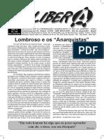Lombroso e Os Anarquistas 2004 4p 2019.1