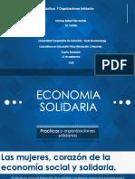 ACTIVIDAD 3 Practicas y Organizaciones Solidarias
