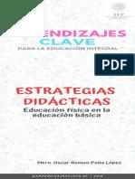 Estrategias didácticas EF