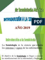 1ra Clase Semio Med