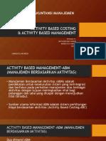 Pertemuan 5 Activity Based Management