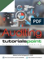 Auditing Tutorial