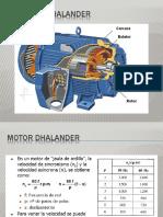 Motor Dhalander Clase