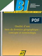 Qualite IG Vecteur BI67