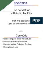 ET56C Robotic Matlab