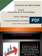 Clase 04 Liderazgo
