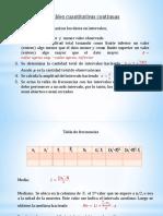 Presentación Estadistica CLASE 2