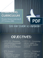 teacher leader presentation - enhancing curriculum revised