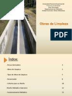OBRAS DE LIMPIEZA