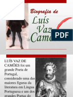 Biografia de Luiz Vaz de Camões