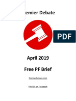 Premier April 2019