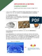 CLASIFICACION DE LA MATERIA.docx
