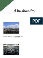 Animal Husbandry - Wikipedia