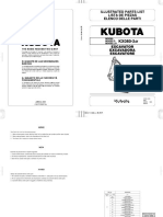 Parts list catalog Kubota KX080-3 alpha - 978P910740.pdf