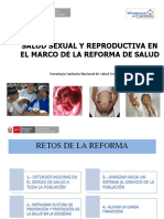 Irma Ramos Politicas de Salud Sexual y Reproductiva en El Marco de La Reforma de Salud