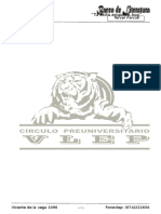 Lenguaje 2008-II Primer Parcial