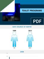 Toilet Program (Philippines Setting)