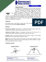 Cinta Butil Ficha Tecnica - Servecon