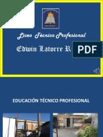 Hacia Una Educación Técnico Profesional.(32536545