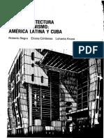 Historia Arqui y Urbanismo America Latina