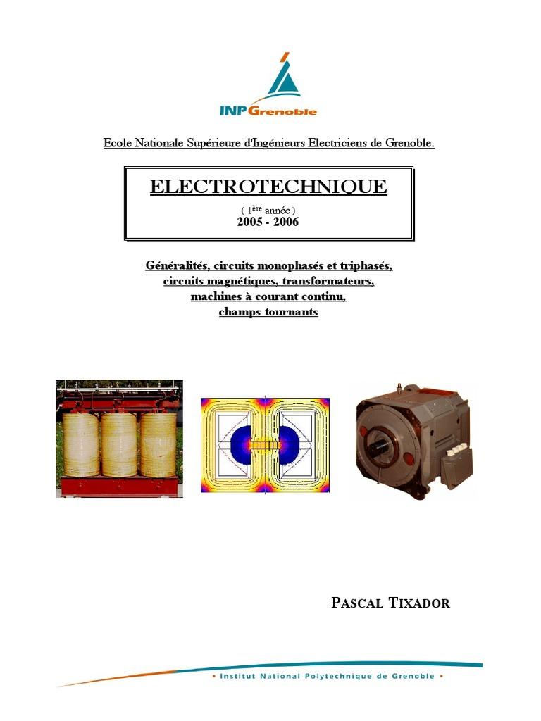 Courselectrotech1tixadorpdf Pile à Combustible