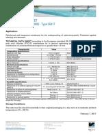Alkorplan Renolit data sheet