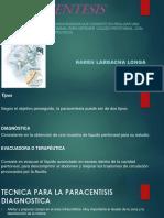 paracentesis.pptx