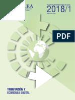 Propuesta de Normativa Economia Digital
