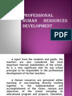 PROFESSIONAL HUMAN RESOURCE DEVELOPMENT.pptx
