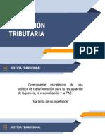 TRANSICION TRIBUTARIA