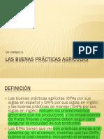 LAS Buenas Prácticas agrícolas (1)
