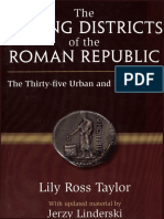(Papers and monographs of the American Academy in Rome 34.) Taylor, Lily Ross_ Linderski, Jerzy - The voting districts of the Roman Republic_ the thirty-five urban and rural tribes-University of Michi.pdf