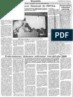 Edgard Romero Nava Hay Que Fortalecer Finanzas de PDVSA - El Diario de Caracas