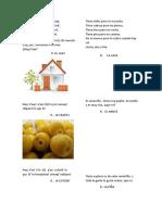 Adivinanzas en Kaqchikel y Español y Tipos de Empresas