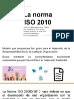 La Norma ISO 690:2010(E)